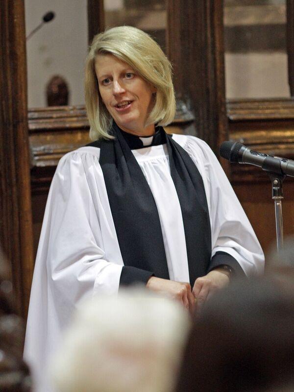 Rev Louise Holliday